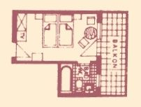 room Weißenbach floor plan