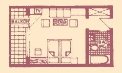 room Ödenhof floor plan