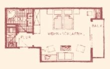 room Guldenberg floor plan