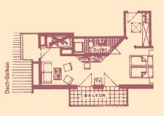 room Burgkopf floor plan